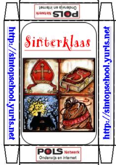 Sinterklaaskwartet Internetwijzer Basisonderwijs